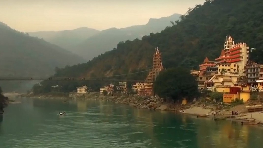 Weekend Getaway from Delhi to Rishikesh, Distance by Bike Route