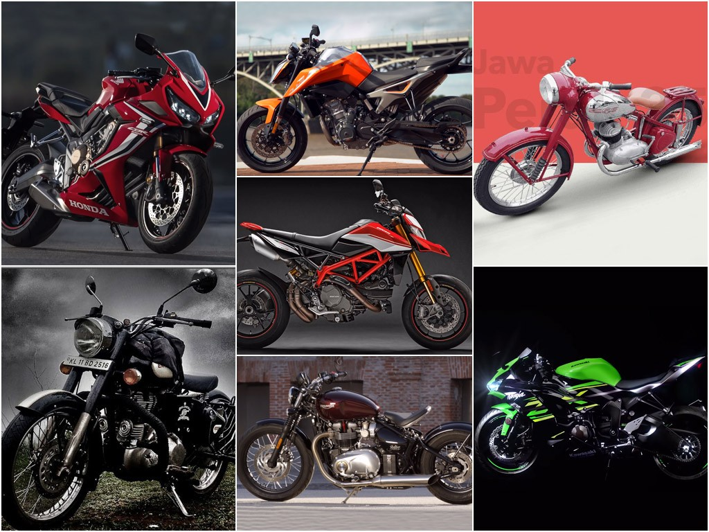 Top 10 Upcoming New Bikes in India 2019/2020 : Check Out Price, Launch dates, Specs