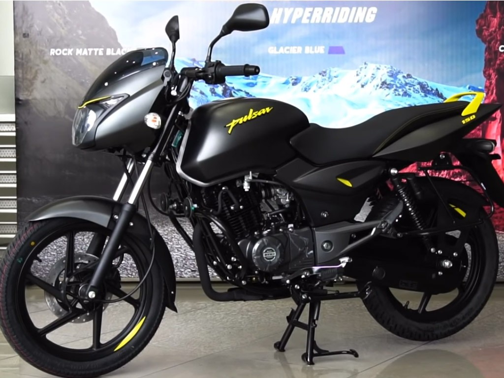 All New Bajaj Pulsar 150