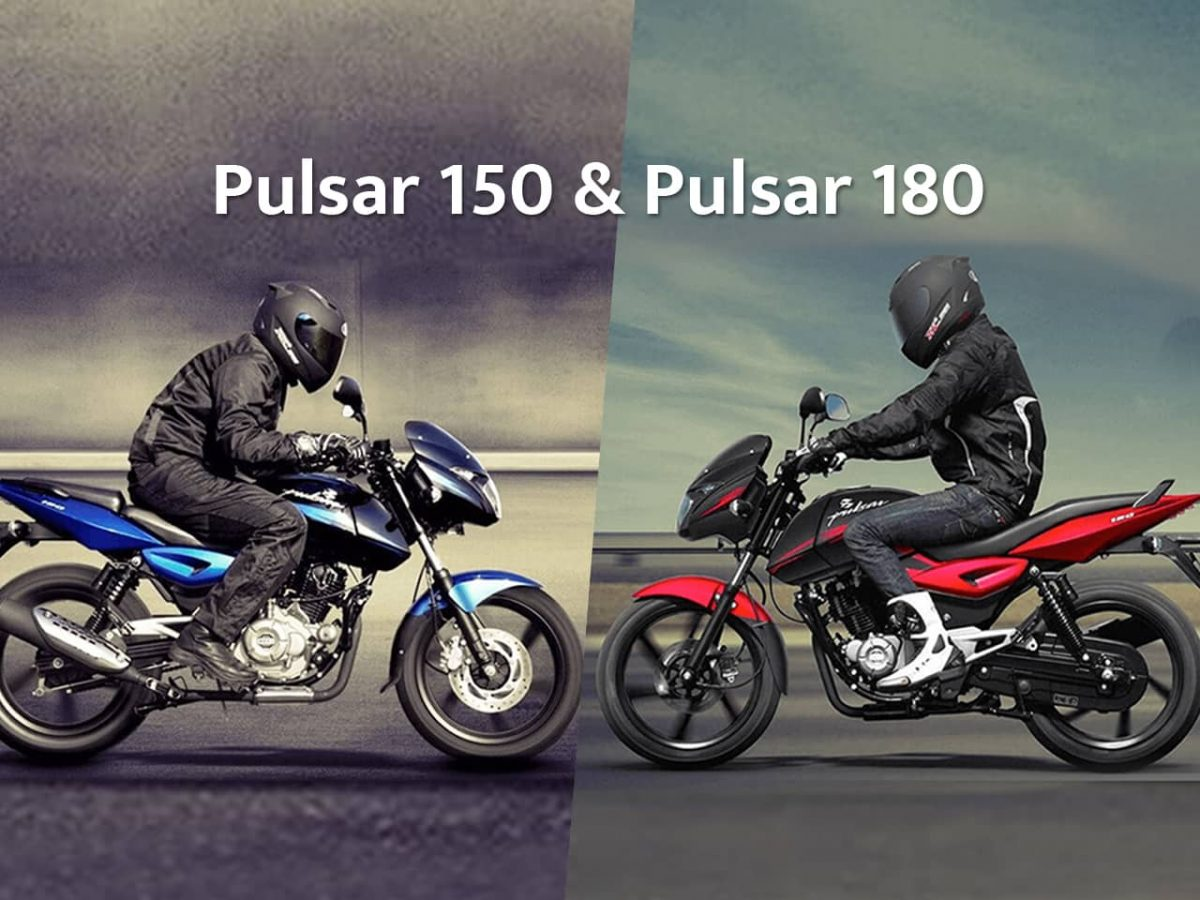 New Bajaj Pulsar 150 and Pulsar 180 with ABS (2019 Edition) Launched in India