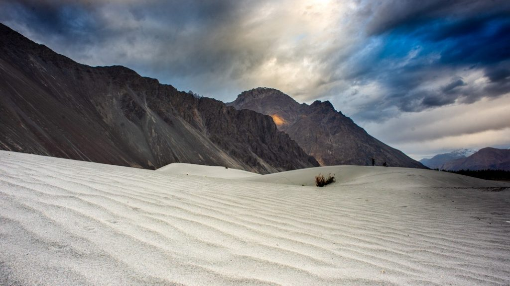 Nubra Valley Dessert