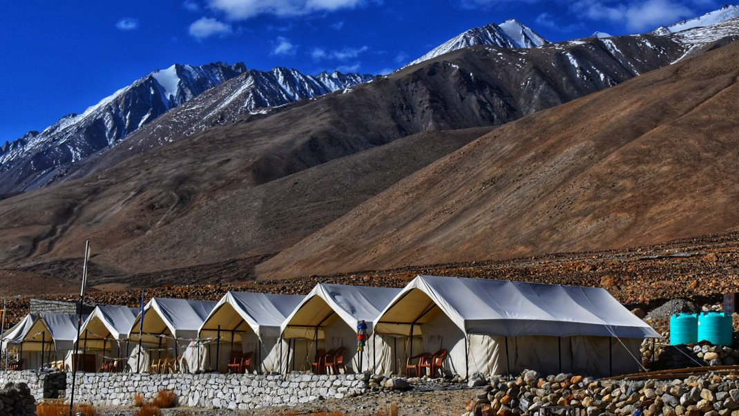 Pangong Lake Stay