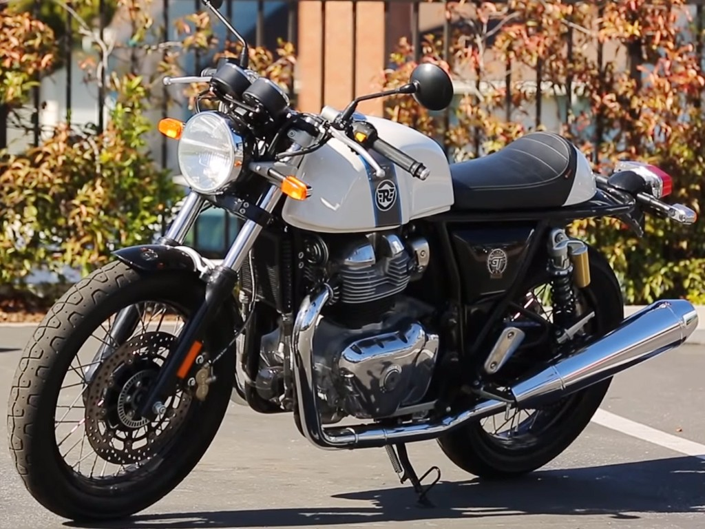 Royal Enfield Interceptor 650, Continental GT 650 Set in Motion Today