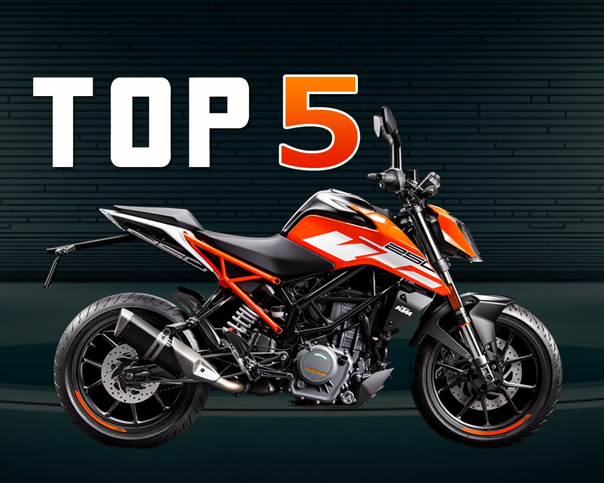 TOP 5 Best bikes under 2 Lakhs in India (2019 List)