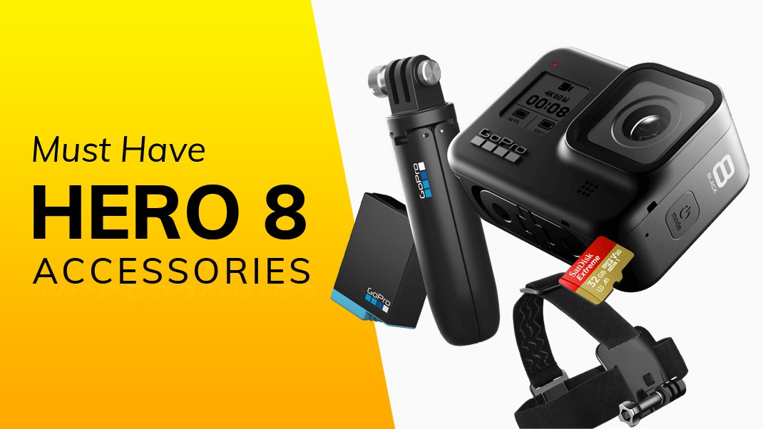 The 18 Best GoPro Hero 8 Accessories of 2020 for your Adventure Travel